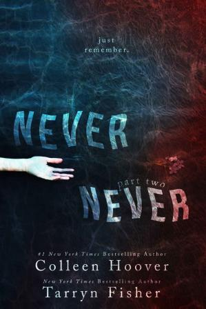 Book cover Never Never: Part Two
