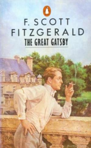 Copertina The Great Gatsby