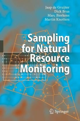 Book cover Sampling for Natural Resource Monitoring
