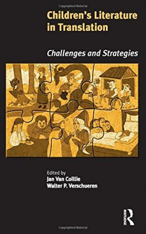 Book cover Children's Literature in Translation: Challenges and Strategies