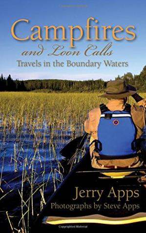 Book cover Campfires and Loon Calls: Travels in the Boundary Waters
