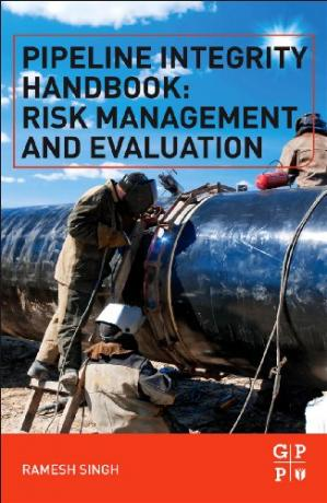 غلاف الكتاب Pipeline Integrity Handbook. Risk Management and Evaluation