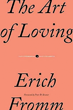 Book cover The Art of Loving