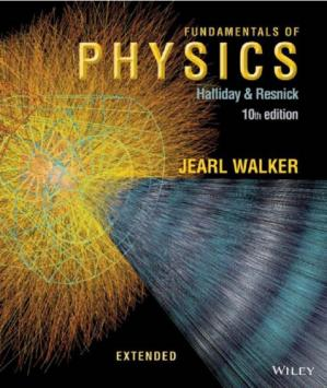 Couverture du livre Fundamentals of Physics
