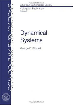 Book cover Dynamical Systems (Colloquium Publications)