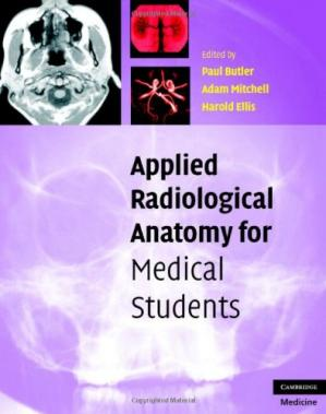Book cover Applied Radiological Anatomy for Medical Students