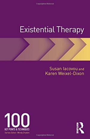 Portada del libro Existential Therapy: 100 Key Points and Techniques
