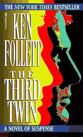 Book cover The Third Twin