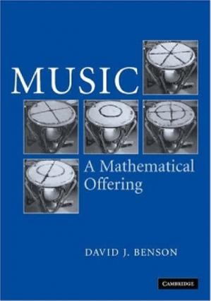 Book cover Music: a Mathematical Offering