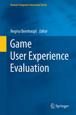 Обкладинка книги Game User Experience Evaluation