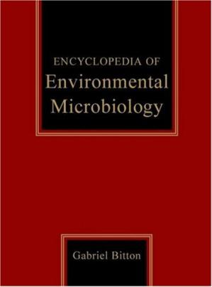 Sampul buku Encyclopedia of environmental microbiology