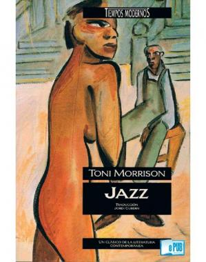 Book cover Jazz (Español)