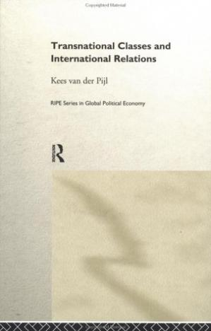 Couverture du livre Transnational Classes and International Relations (Ripe (Series), 1)