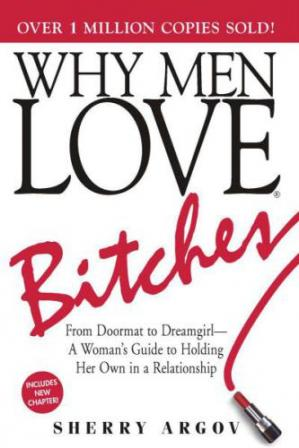 Book cover Why Men Love Bitches