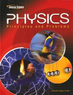 Book cover Physics. Principles and Problems [textbook]