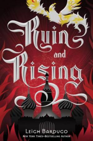 Book cover Ruin and Rising