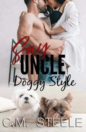 Book cover Say Uncle Doggy Style