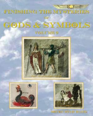 Book cover Finishing the Mysteries of Gods and Symbols
