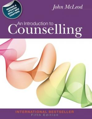 Обложка книги An Introduction to Counselling, Fifth Edition