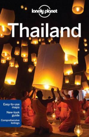 Copertina Lonely Planet Thailand