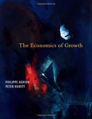 Book cover The Economics of Growth