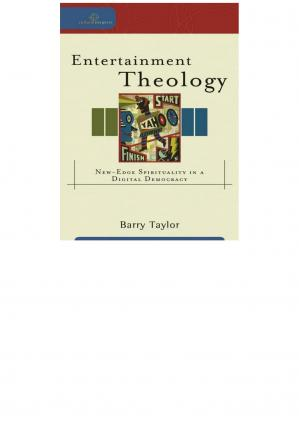Book cover [Cultural Exegesis 01] • Entertainment Theology