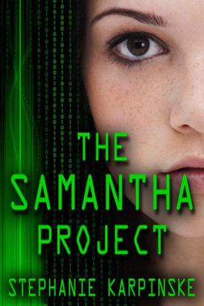 Book cover The Samantha Project