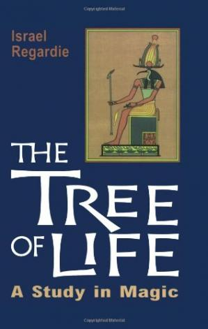 书籍封面 The Tree of Life: A Study in Magic