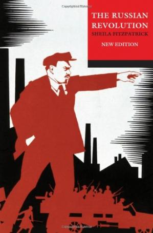 Book cover The Russian Revolution