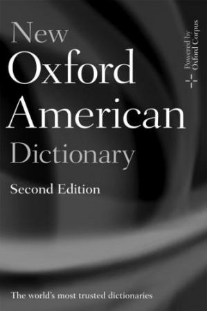 Copertina The New Oxford American Dictionary