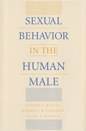 Book cover Sexual Behavior in the Human Male