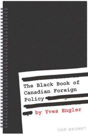 Portada del libro The Black Book of Canadian Foreign Policy