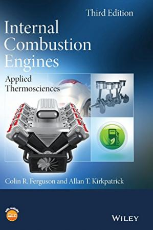 Book cover Internal Combustion Engines: Applied Thermosciences