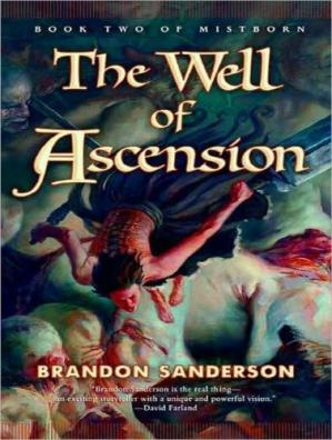 Copertina Mistborn Triolgy 2 The Well of Ascension