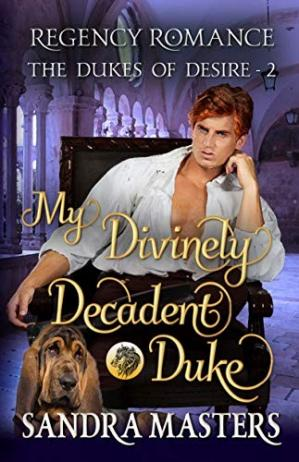 Book cover My Divinely Decadent Duke