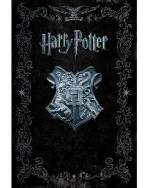Book cover Colecao harry potter