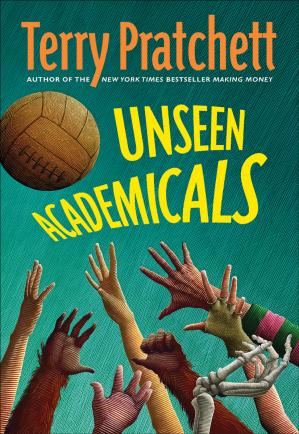 Book cover Unseen Academicals # (US)