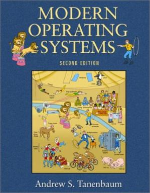A capa do livro Modern Operating Systems (2nd Edition) (GOAL Series)