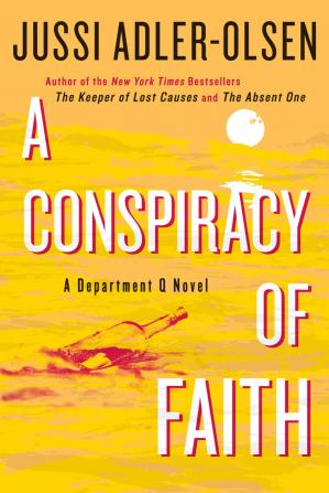 Book cover A Conspiracy of Faith