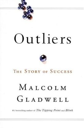 Sampul buku Outliers: The Story of Success