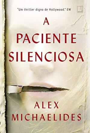 Book cover A paciente silenciosa