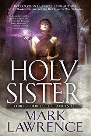 Book cover Holy Sister