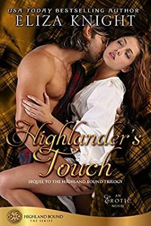 Book cover Highlander's Touch