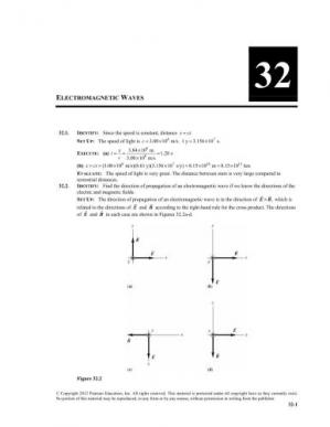 Εξώφυλλο βιβλίου Instructor's Solutions Manual to University Physics