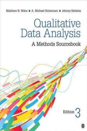 Book cover Qualitative Data Analysis: A Methods Sourcebook
