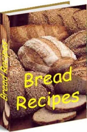 表紙 500 Bread Recipes