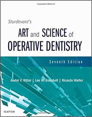 Book cover Sturdevant's Art and Science of Operative Dentistry