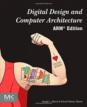 Book cover Digital Design and Computer Architecture - ARM Edition