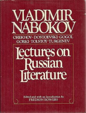 Copertina Lectures on Russian Literature