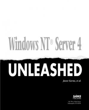 Book cover Windows NT Server 4 Unleashed